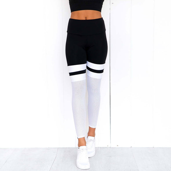 Ellen - Breathable Yoga Leggings