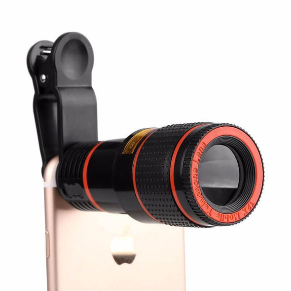 HD12X Zoom Phone Lens