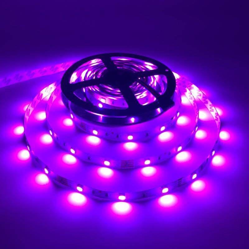 Homebrite color changing led light strip with remote control homebrite color changing led light strip with remote control aloadofball Images