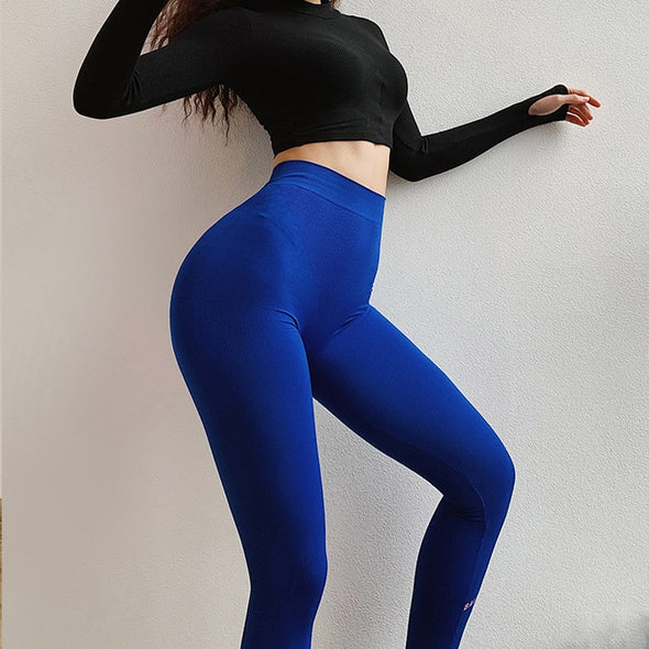 Focus on Me -  High Waist Powerflex One Size Leggings