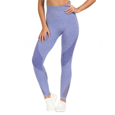 Kanoa - Seamless  High Stretch Mesh Leggings