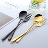 New York Style Spoon & Fork Set