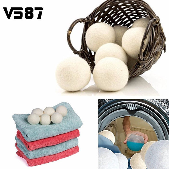 Smarter Home Organic Wool Dryer Balls