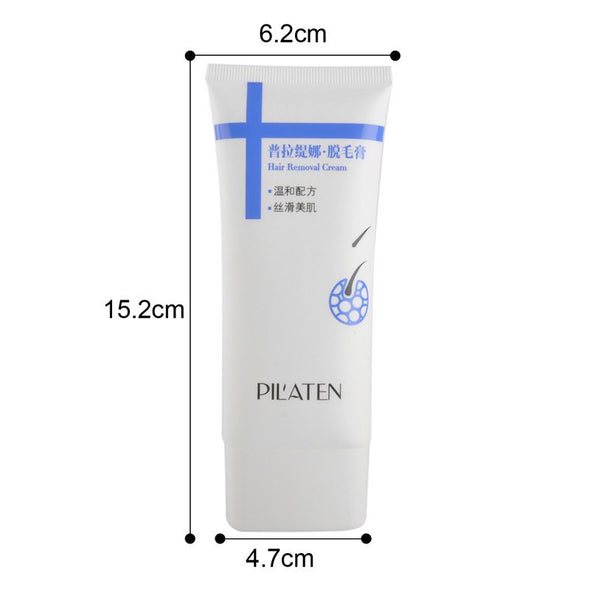 Pilaten Painless Hair Removal Cream