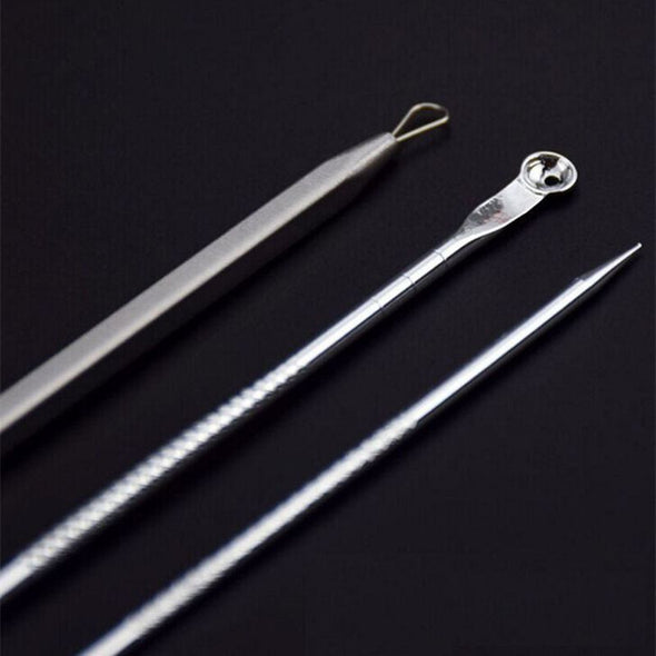 Professional 3pcs Blackhead Extractor