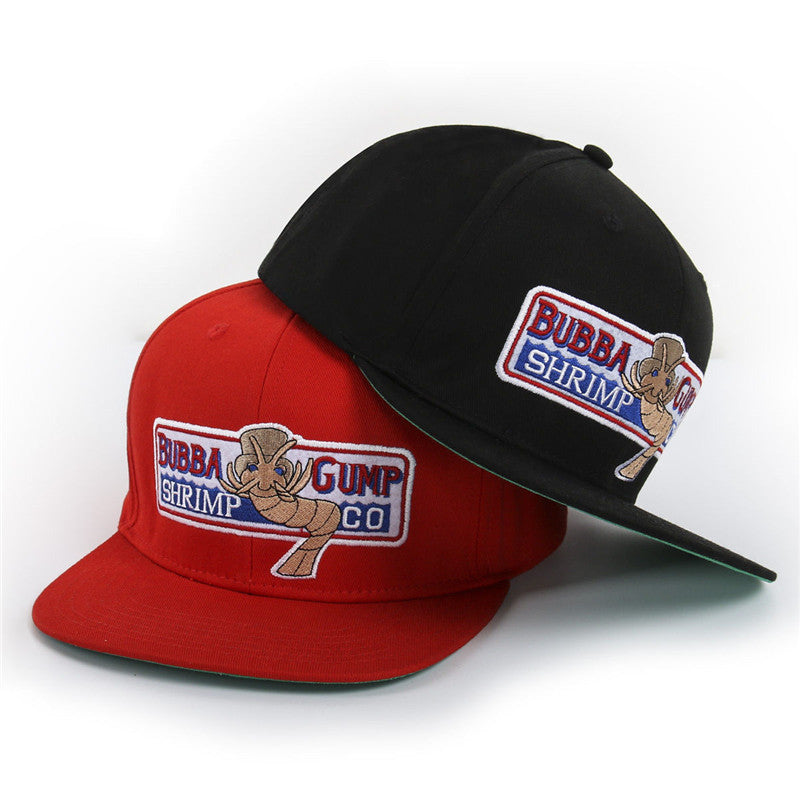 Bubba Gump Dad Hat - Style Well Spent a1172db11eb