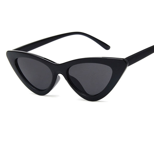 RODEO V2 - SMALL RETRO CAT EYE SUNGLASSES