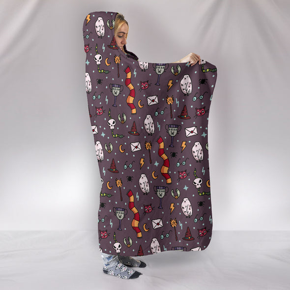 Touch Of Magic Hooded Blanket