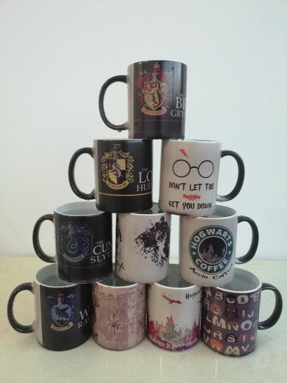 10 Designs! Magically Morphin' Mug