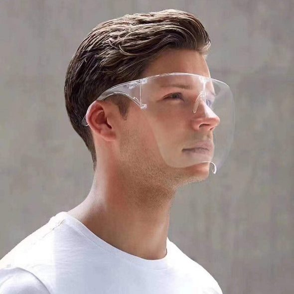 Exxotech Face Shield Glasses