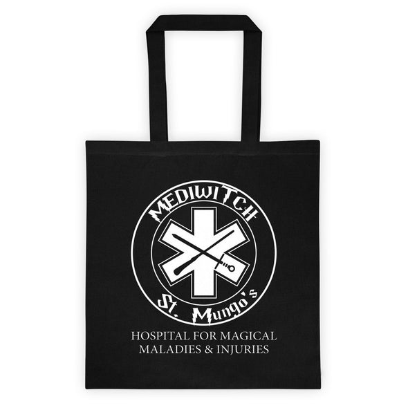 Mediwitch Tote Bag