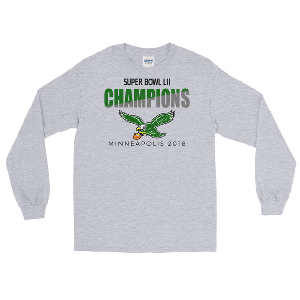 2018 Superbowl Champs Long Sleeve T-Shirt