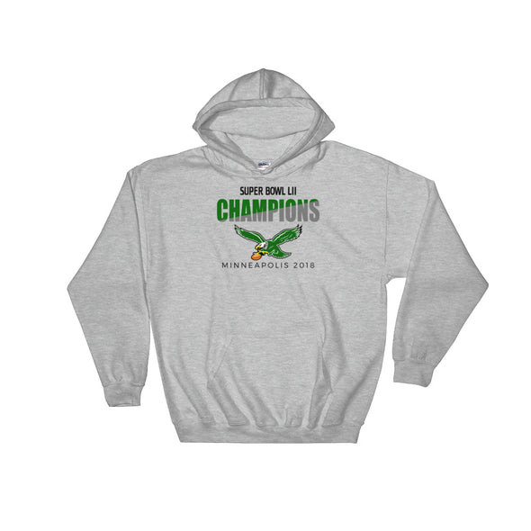 2018 Superbowl Champs Hooded Sweatshirt