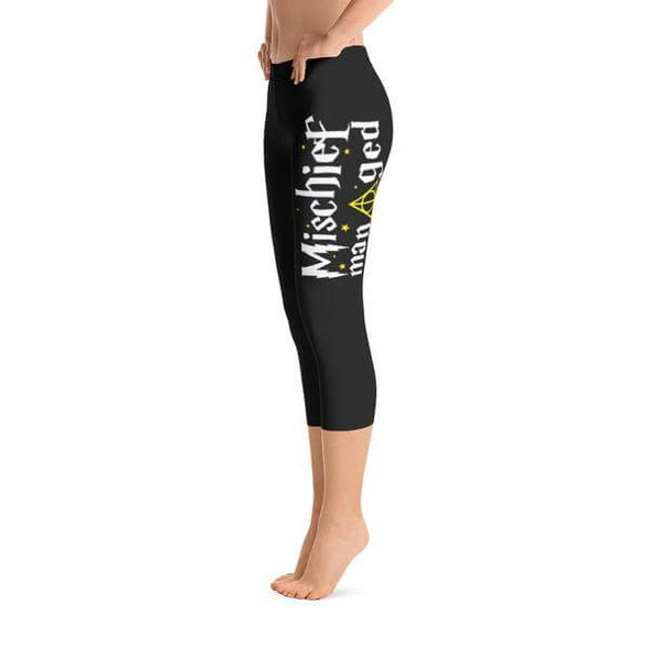 Mischief Managed Leggings