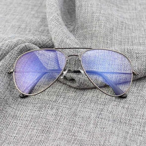 Stranger - Anti-Blue Light Clear Computer Glasses