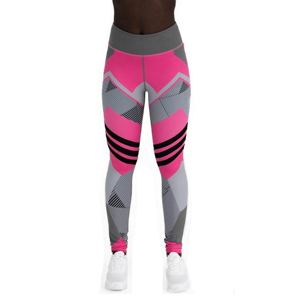 Prism - Slim Stretch Velocity Sports Running Leggings