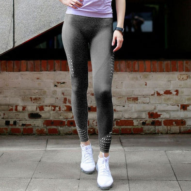 MOTO - HIGH WAIST AVION PERFORMANCE LEGGINGS