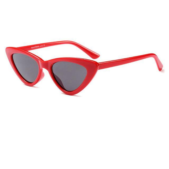 Rodeo -  Small Retro Cat Eye Sunglasses