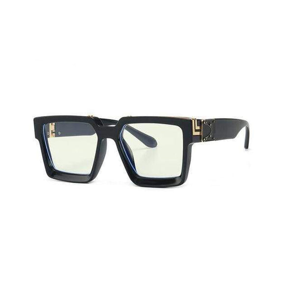 LUX - Luxury Vintage Oversized Glasses