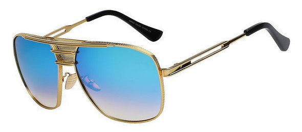 Vista V2 - Big Frame Designer Sunglasses