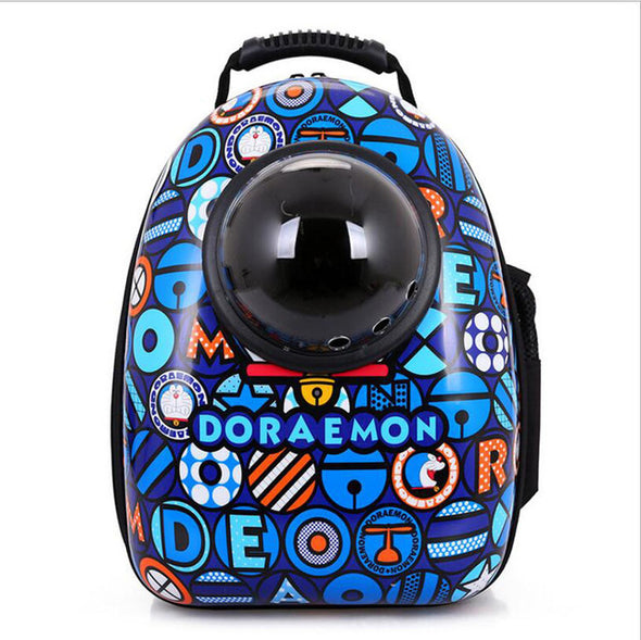 Happy Pet Space Capsule - The Travel Backpack For Your Pet