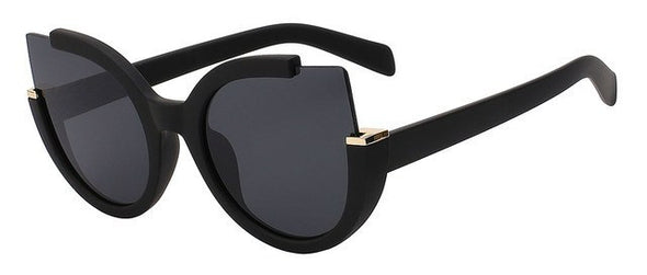 Marquee - Round Cat Eye Summer Sunglasses
