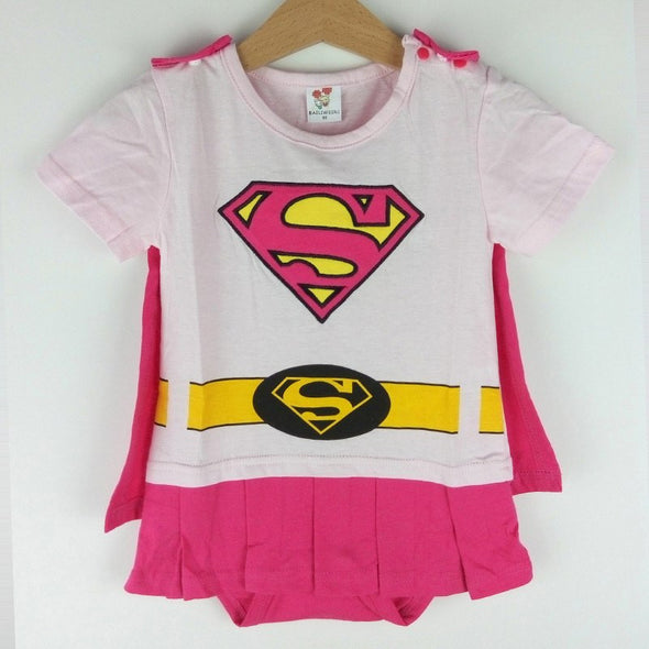 Toddler Super Hero Jumpsuits