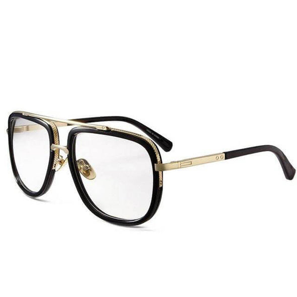 Ginza 3Pack - (Standard x Black - Wood Framed - Clear x Black Glass Frame)