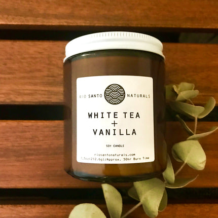 White Tea + Vanilla