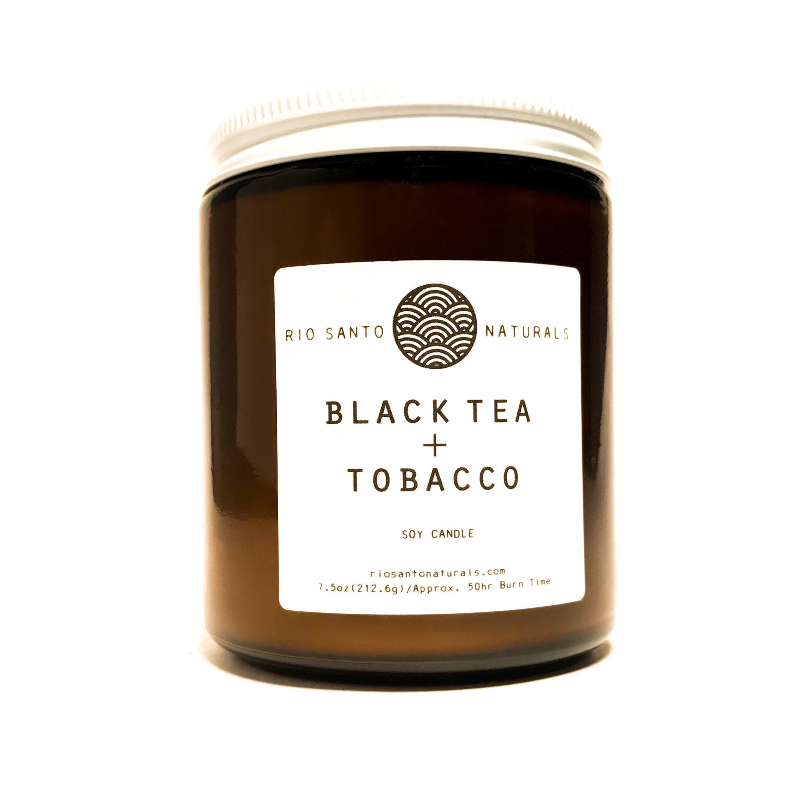 Black Tea + Tobacco