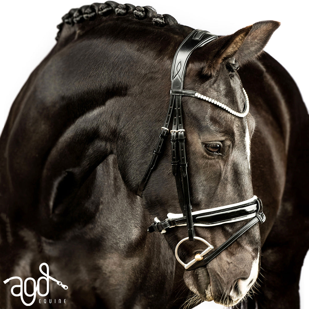 AGD PERFECTION SNAFFLE | B&W | Patent
