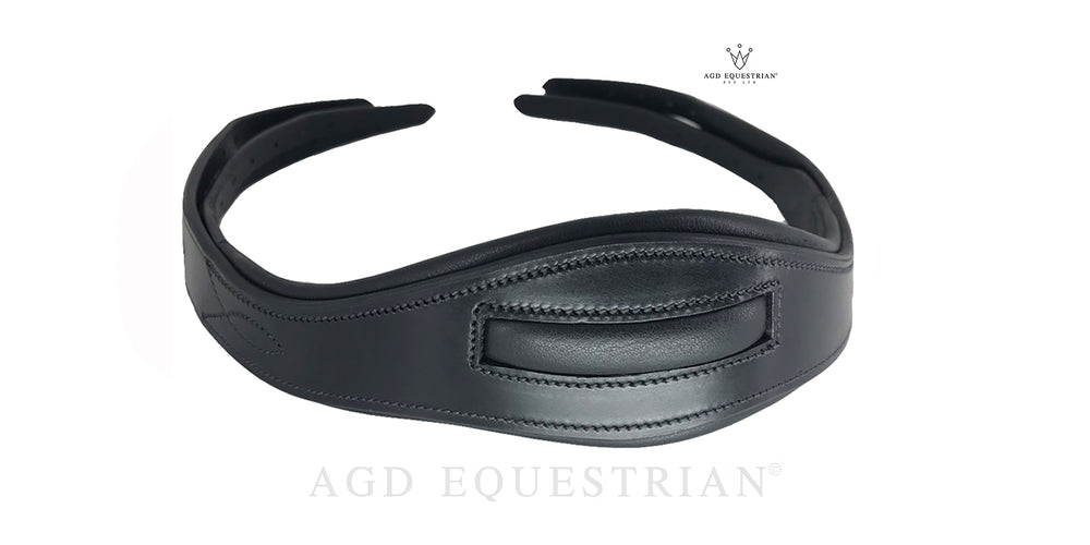 WB & FULL BRIDLE PARTS | Weymouth | Black