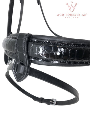 Exclusive Convertible Noseband - AGD Equestrian Pty Ltd