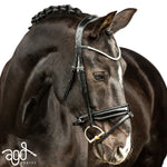 AGD PERFECTION SNAFFLE | Black | Patent