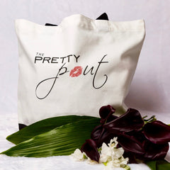 The PrettyPout Tote Bag