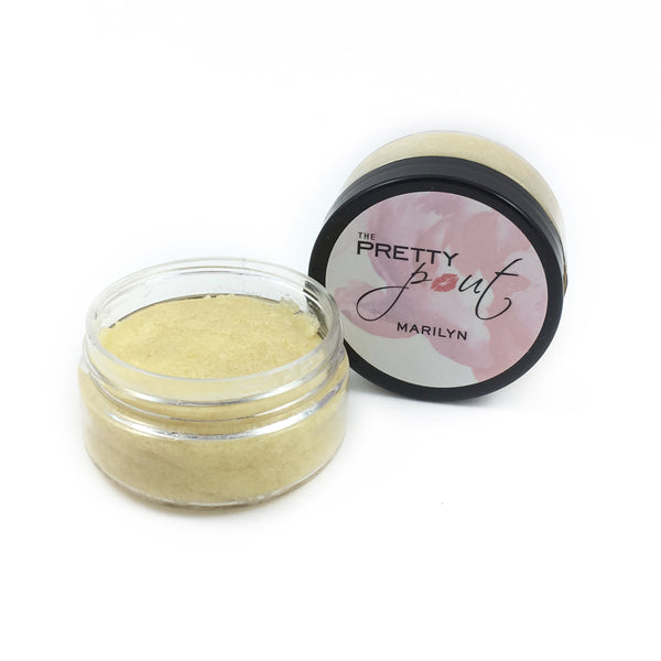 Marilyn Spearmint Lip Scrub