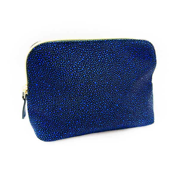 Limited Edition Blue Makeup Bag