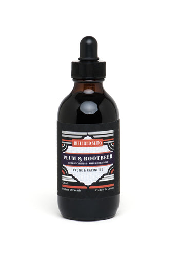 Bittered Sling Plum & Rootbeer Bitters - 120mL