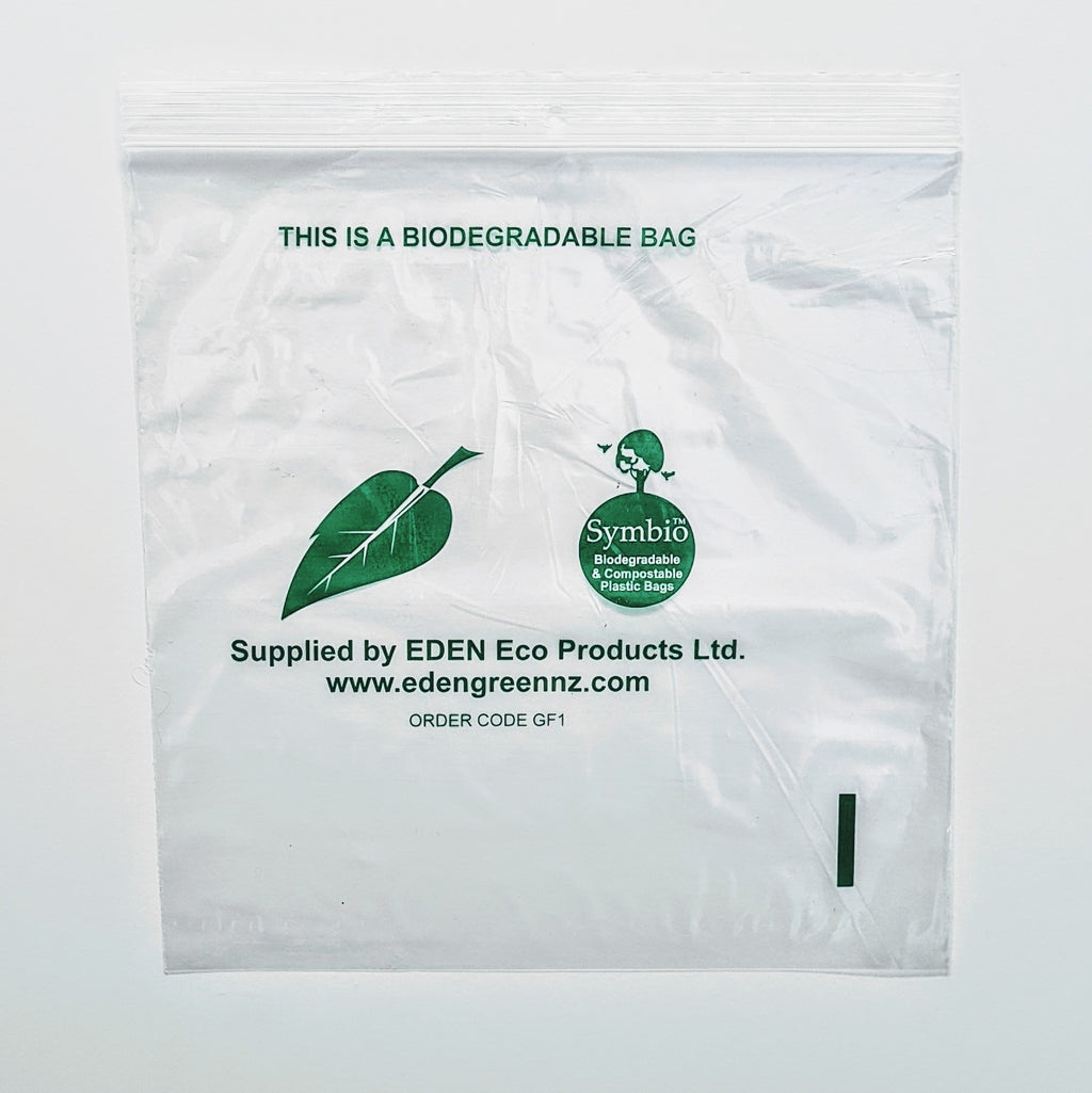 Eden Green Cornstarch BioBags - 175 x 100 (small)