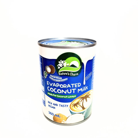Evaporated Coconut Milk - Nature's Charm
