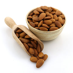 Almonds Whole, Transitional Organic