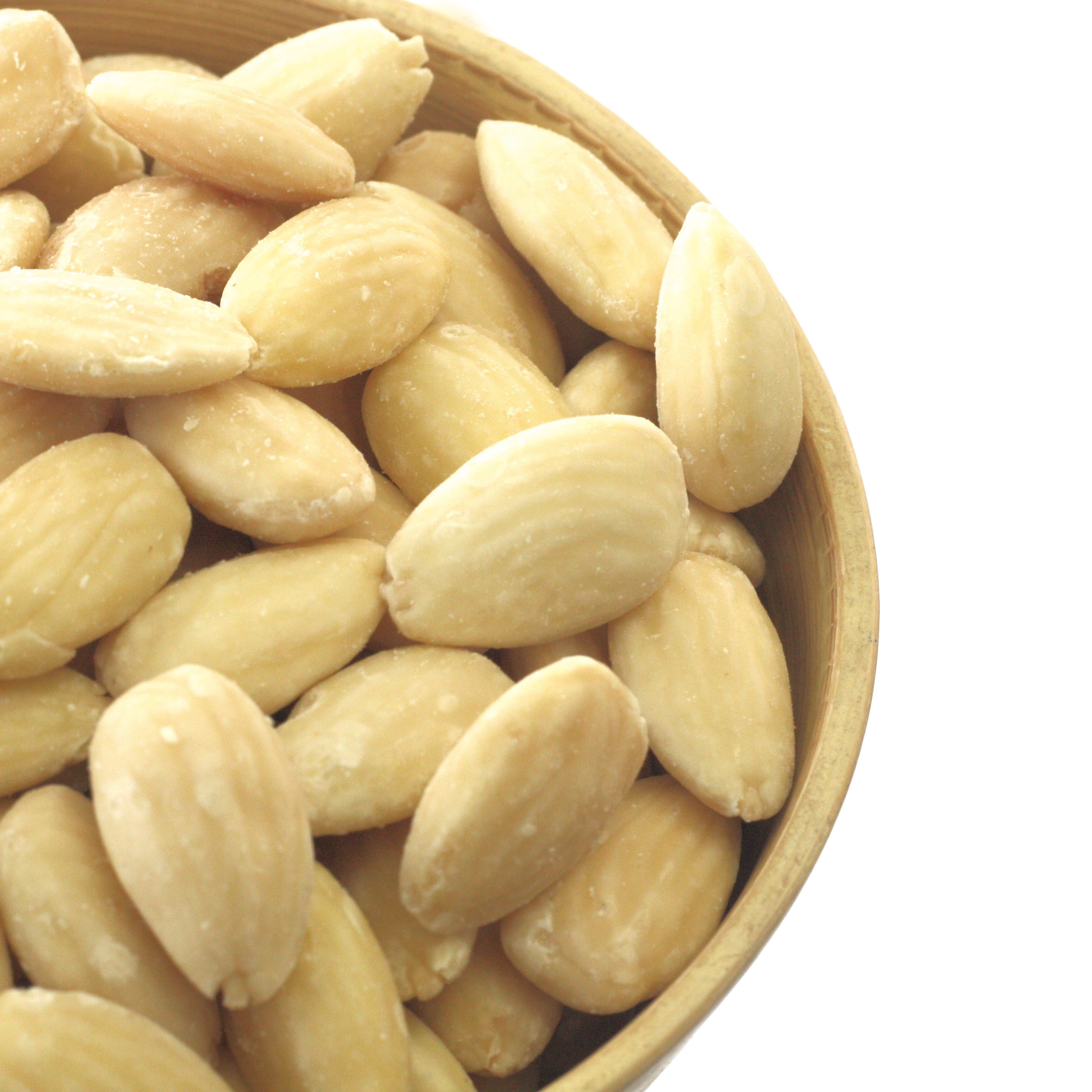 Whole Blanched Almonds