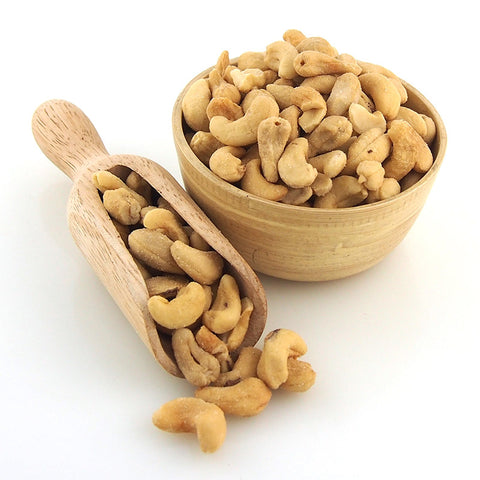 Cashews Roasted and Salted