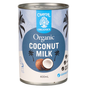Coconut Milk 400ml Organic - Chantal