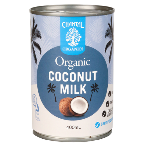 Coconut Milk 400ml Organic