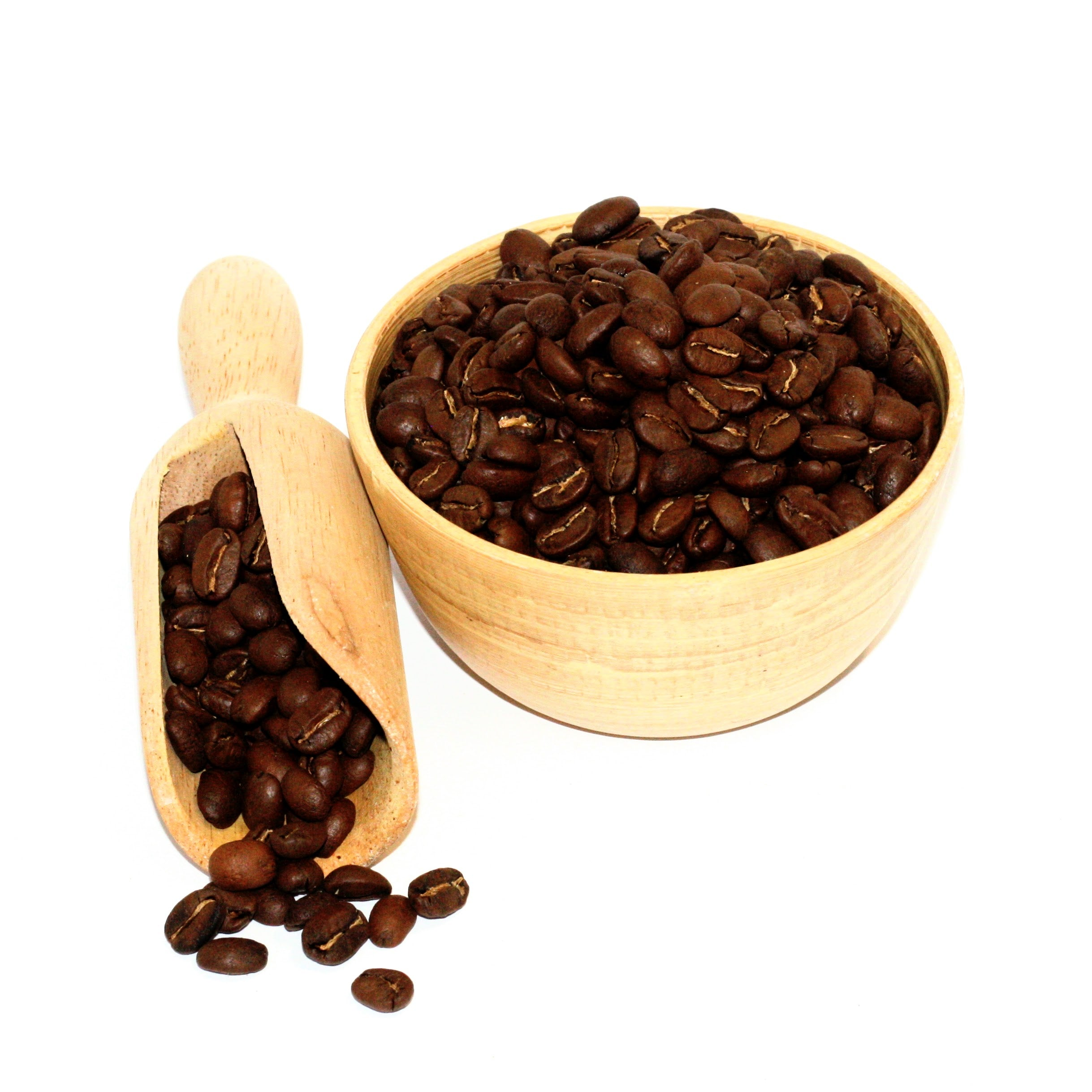 Dark Roast Coffee Beans 600G, Organic