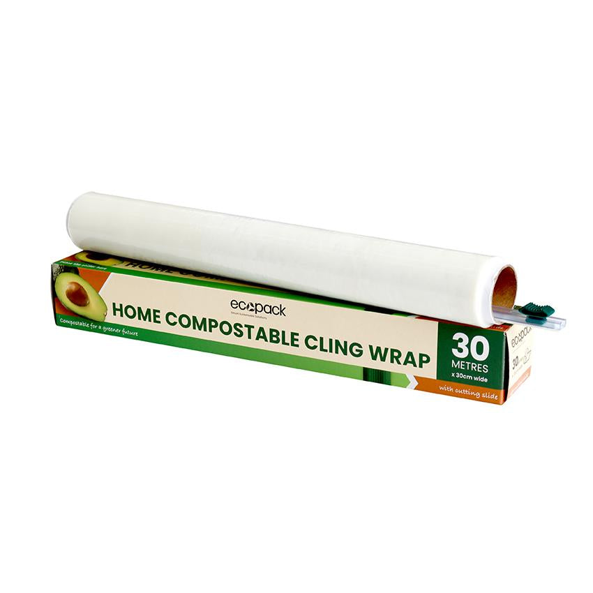 Ecopack Home Compostable Cling Wrap