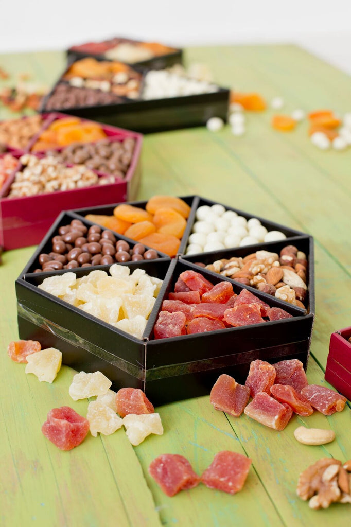 Gift Tray - Medium Hexagonal (LI228) - 1.06kg