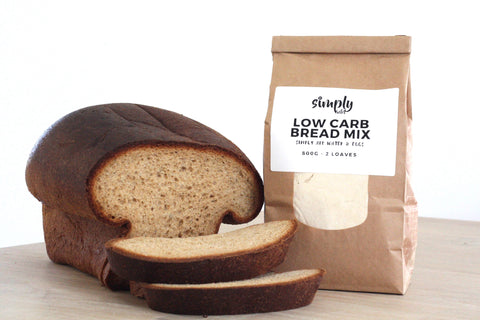 Low Carb Breadmix -Simply Add -2 LOAVES