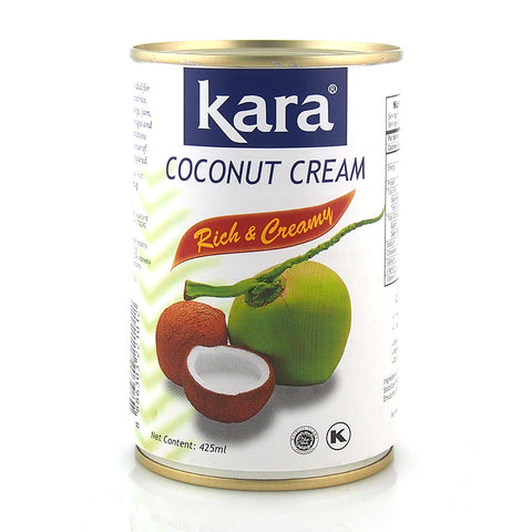 Coconut Cream - Rich and Creamy